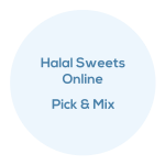 Halal Sweets Online Pick and Mix Logo