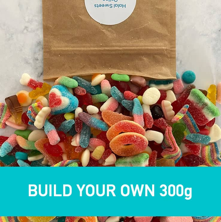 build your own 300 grams
