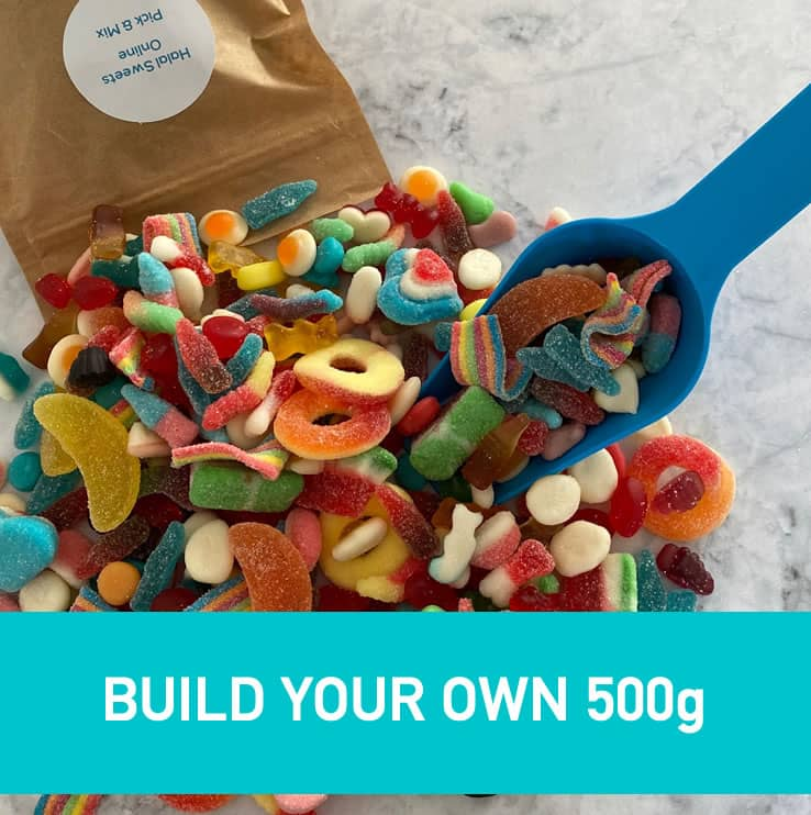 build your own 500g